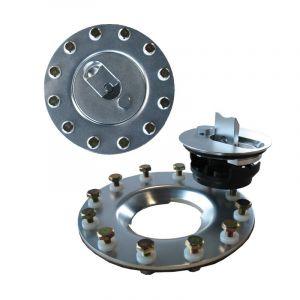 QSP Tankdop Aluminium-53711