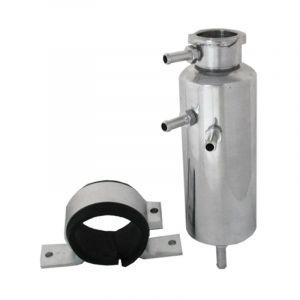 QSP Verluchtingstank Radiateur Water Zilver 500ml 60mm Aluminium-53186