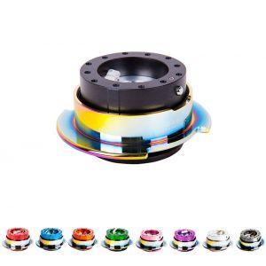 NRG Innovations Snap-Off Ball-Lock System Aluminium-77587