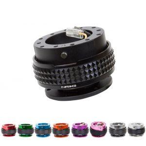 NRG Innovations Snap-Off Studded Ring Aluminium-77584