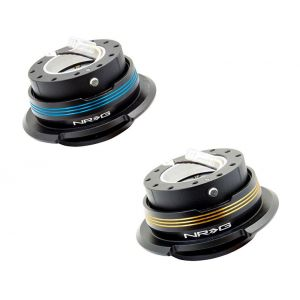 NRG Innovations Snap-Off Ball-Lock System Aluminium-77590