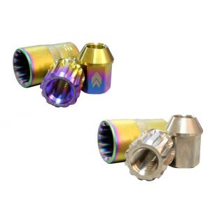 NRG Innovations Wielmoeren Titanium M12x1.25-77608