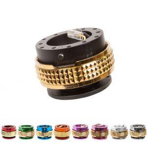 NRG Innovations Snap-Off Studded Ring Aluminium-79675