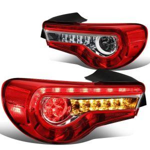 SK-Import Achterlicht LED Chrome Housing Subaru,Toyota Pre Facelift-79469