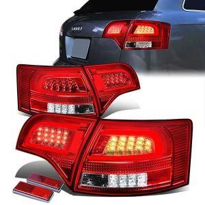 SK-Import Achterlicht LED Chrome Housing Audi A4,S4-79470