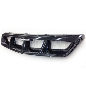 SK-Import Grill Mugen Style Zwart ABS Plastic Honda Civic Pre Facelift-30522