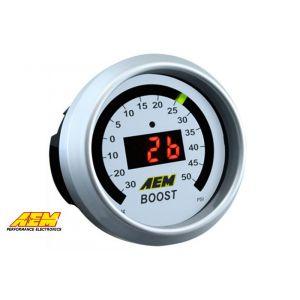 AEM Meter 52mm Boost Druk Meter-50074
