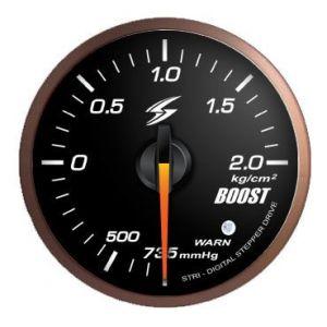 Stri Meter DSD Club Sport Zwart 60mm Boost Druk Meter-41700