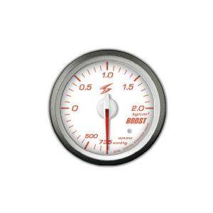 Stri Meter DSD Club Sport Wit 60mm Boost Druk Meter-41717