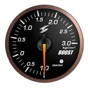 Stri Meter DSD Club Sport Zwart 60mm Boost Druk Meter-41701
