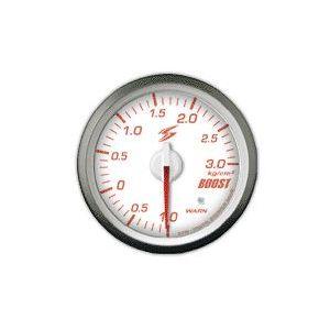 Stri Meter DSD Club Sport Wit 60mm Boost Druk Meter-41719