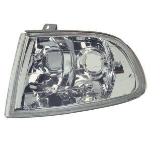 SK-Import Hoeklichten Chrome Housing Helder Glas Honda Civic-51732