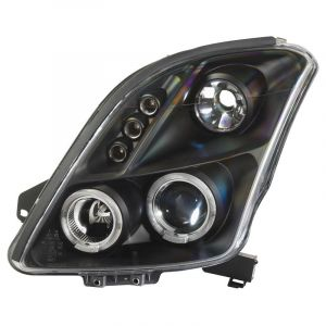 SK-Import Koplampen Angel Eyes Zwart Suzuki Swift-79030