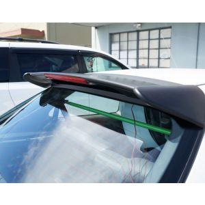 SK-Import Achter Spoiler Type R Zwart ABS Plastic Honda Civic-57321