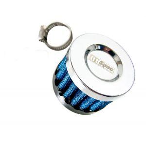 D1 Spec Carter Ontluchtings Filter Blauw 9mm-45353