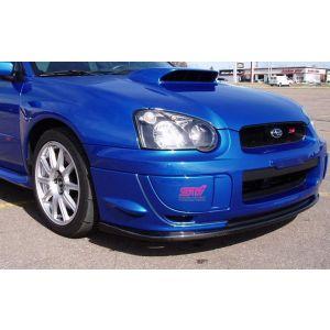 SK-Import Voor Bumper Hoek STI / WRX Style Polyester Subaru Impreza-55594