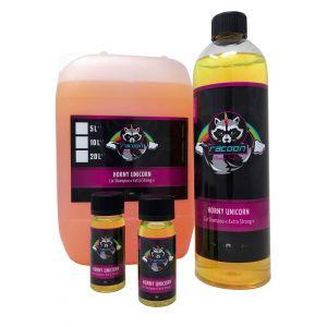 Racoon Auto Shampoo Horny Unicorn Oranje-77420