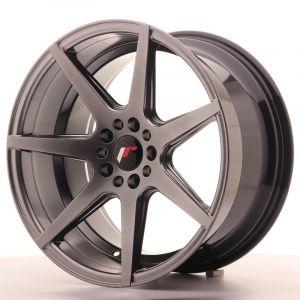JR-Wheels JR20 Velgen 18 Inch 9.5J ET40 5x112,5x114.3 Hyper Black-57955
