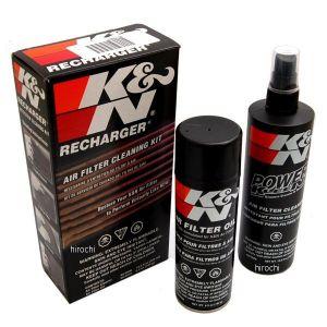 K&N Short Filter Schoonmaak Set Filter-38671