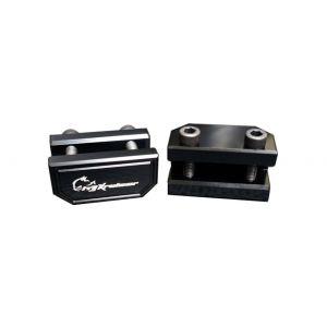 SK-Import Krikpunt Adapter Zwart Aluminium-64238-BK
