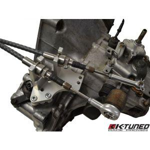 K-Tuned Schakelkabels En Beugel Race-Spec Honda Civic,CRX,Integra-56838