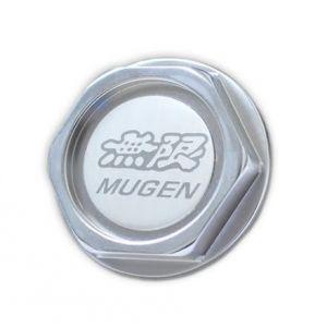 SK-Import Oliedop Mugen Style Zilver Aluminium Honda Civic,CRX,Del Sol-39547