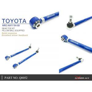 Hardrace Achter Toespoor Kit Verstelbaar Toyota MR2-68120