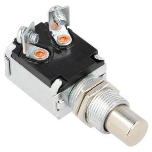 QSP Start Knop Zilver 15mm-80217