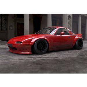 SK-Import Wide Body Kit Drift Style Polyester Mazda MX-5-67422