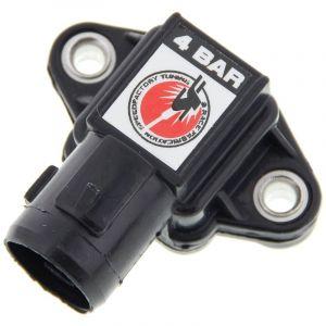 Speedfactory Inlaatspruitstuk Druk Sensor Zwart Honda Civic,Accord,Del Sol-66758