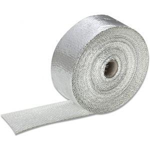 SK-Import Uitlaat Hitteband Zilver 1mm 15 Meter-76153